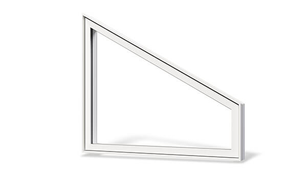 Beverley Hills fixed windows feature a Contemporary design.