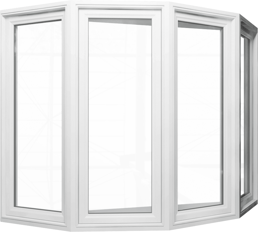 Bay and Bow Windows available in PVC or mPVC