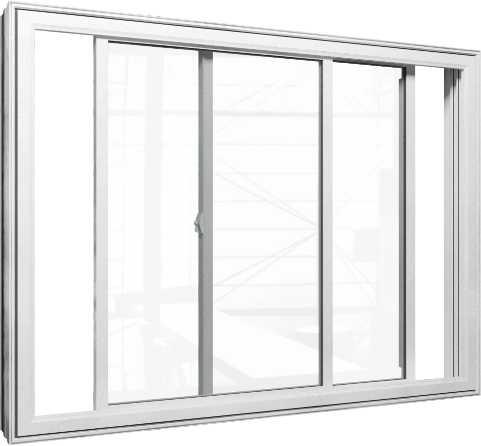 Vinyl Double Sliding Windows