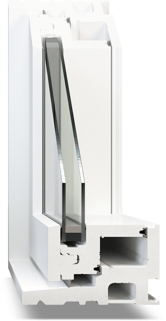 RevoCell® mPVC Window Section