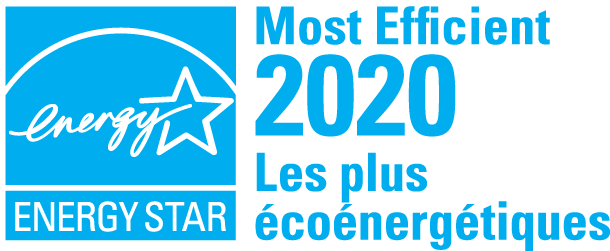 Our PVC replacement windows are Energy Star Most Efficient 2020