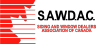 The SAWDAC logo signifying Beverley Hills Windows and Doors participation
